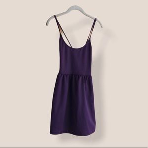Urban Outfitters Silence + Noise purple dress